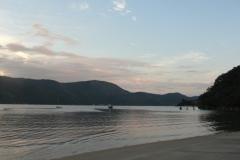 Praia do Cruzeiro.